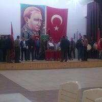 Photo taken at Yalvaç Kültür Sarayı by Nevcivan Ö. on 4/8/2016
