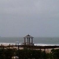 Photo taken at Jaama Beachbar and restaurant by Heide D. on 3/8/2014