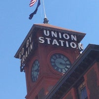 Photo taken at Union Station Amtrak (PDX) by Andrew R. on 6/9/2013