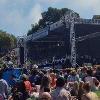 Photo taken at Symphony In the Park at Dolores Park by Andrew R. on 7/22/2013