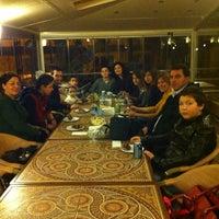 Photo taken at gökkuşagi Cafe by Emirzade H. on 2/22/2014