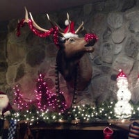 Photo taken at Timbermine Restraunt by Janet T. on 12/21/2013