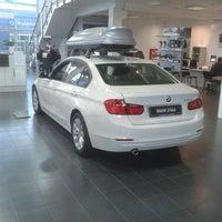 Photo taken at BMW C-Mobil by Fegyveri J. on 11/4/2013