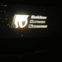Photo prise au Golden Screen Cinemas (GSC) par Shearn S. le12/25/2012