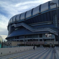 Photo taken at Kyocera Dome Osaka by DuffyToy on 7/19/2013