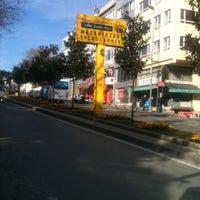 Photo taken at Halk Caddesi by Kenan U. on 4/1/2015