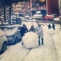 Photo taken at Halk Caddesi by Kenan U. on 3/4/2015