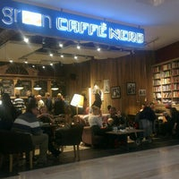 Photo taken at Green Caffè Nero by Valerii T. on 10/22/2016