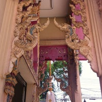 Photo taken at วัดประตูสาร by Nitinat S. on 5/27/2013