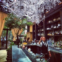 Photo taken at Isola Trattoria & Crudo Bar by Anthony L. on 9/16/2012