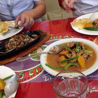 Photo taken at Laguna Mabuhay Restaurant by Marjorie T. on 2/5/2016