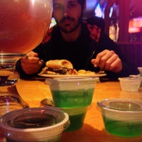 Photo taken at Applebee's Neighborhood Grill & Bar by Joelle F. on 3/18/2014
