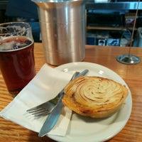 Photo taken at SingleCut Beersmiths by Regina C. on 12/1/2013