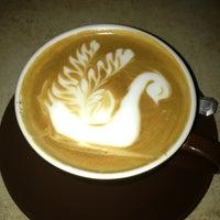 Photo taken at Tradiciones Latte Art Café by Gisela Z. on 1/30/2013
