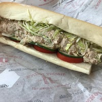 Photo taken at Jimmy John's by Mike N. on 8/19/2017