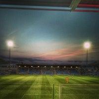 Photo taken at The Proact Stadium by Jonny W. on 7/30/2014
