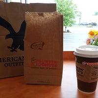 Photo taken at Dunkin' Donuts by Safa A. on 7/14/2014