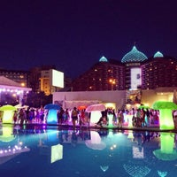Photo taken at Grand Park Lara Otel Swimming Pool by ogül y. on 6/17/2015