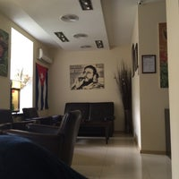 Photo taken at La Casa Del Habano by Олег С. on 9/20/2015