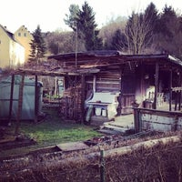 Photo taken at Mother and Daddy's Garden in Germany by Hakan G. on 2/27/2014