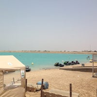 Photo taken at نادي المارينا للرياضات البحرية ب درة العروس by Mustafa J. on 6/7/2014