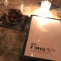 Foto diambil di Mr. Fong's oleh Sage pada 1/11/2018