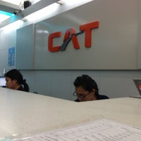 Photo taken at CAT Shop by Akerath A. on 1/16/2013
