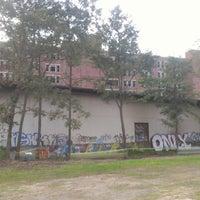 Das Foto wurde bei Atlanta BeltLine Corridor over North Ave von Biko T. am 10/6/2012 aufgenommen