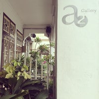 Photo taken at a2 Gallery by Alison W. on 8/27/2014