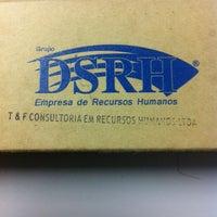 Photo taken at Grupo DSRH by Viviane T. on 5/20/2014