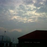 Photo taken at SMAN 58 Jakarta by Santika Setyo Rini on 10/29/2014