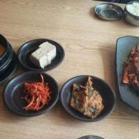 Photo taken at The 뚝배기 by S c. on 4/2/2014