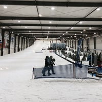 Photo taken at Snowplanet by Jose R. on 12/15/2015