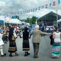 Photo taken at Vancouver Greek Summer Festival by Robert L. on 6/29/2014