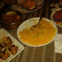 Photo taken at Daawat Authentic Indian Cuisine (HALAL) by Ismail S. on 11/28/2013