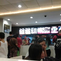 Photo taken at Jollibee by Christopher S. on 10/25/2013