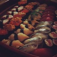Das Foto wurde bei Kaito Sushi von Jessica am 5/1/2013 aufgenommen