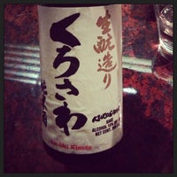 Photo taken at Samurai Japanese Restaurant by Jessica on 1/31/2013