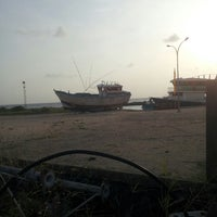 Photo taken at Miladhoo Harbour by Chan N. on 10/16/2013