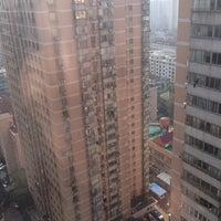 Photo taken at 海富公寓 by Johnny H. on 3/2/2014