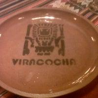 12/3/2012にmaggie c.がViracocha Comidas Regionalesで撮った写真