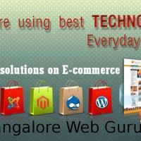 Photo taken at netBlade web solution: Web Design Company India by BangaloreWebGuru W. on 2/27/2016