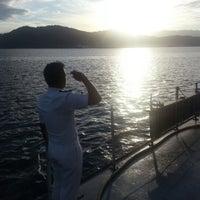 Photo taken at Royal Malaysian Navy, Sepanggar by Don Omar on 12/30/2012