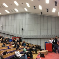 Foto tomada en Technische Universität Berlin por Toshiaki I. el 1/2/2013