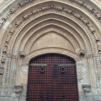 Photo taken at Catedral de Orihuela by Paqui C. on 12/26/2014