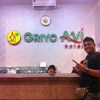 Photo taken at Griyo Avi Hotel by Jny H. on 11/13/2012
