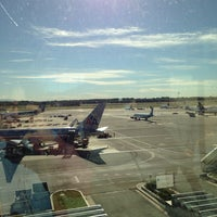 Photo taken at Milan Malpensa Airport (MXP) by Filippo P. on 5/14/2014