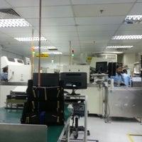 Photo taken at KESM Industries Bhd. by Hafizzuddin Z. on 1/6/2013
