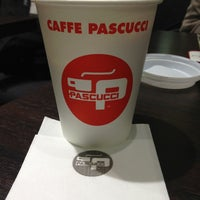 Photo taken at CAFE PASCUCCI 京都三条店 by itatas i. on 4/25/2014