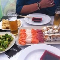 Photo taken at Wasabi I Sushi by Grasielle R. on 9/24/2015